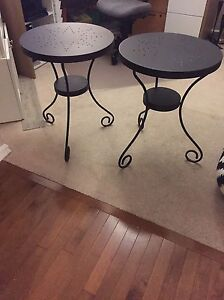 Noresund ikea side tables