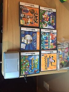 Mint condition Nintendo DS with games $125!