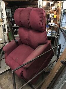 Lift recliner chair for special needs London Ontario image 3