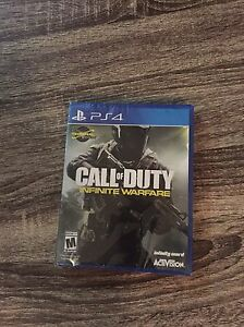 CALL OF DUTY INFINITE WARFARE NEW IN PACKAGE St. John's Newfoundland image 2