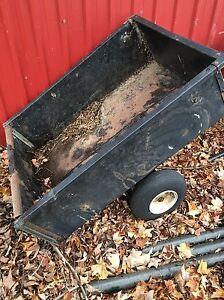 Tractor trailer- needs 1 new tire