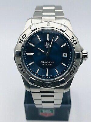 Tag Heuer Aquaracer Full Size Men's Watch - Ref WAP1112