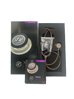 Littmann Classic Iii 27in Stethoscope Copper Finish Chestpiece - New