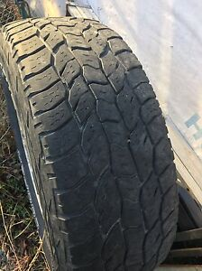 """(3) 18"""" rims and tires. Came off a 2006 F-250  St. John's Newfoundland image 8"""