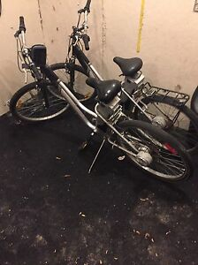 Electric bikes for sale 2 for 600$