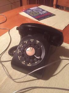 1955 Norther Electric Rotary Dial Phone