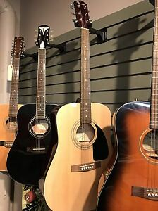 Tons of vintage guitars with cases! Great gift idea Edmonton Edmonton Area image 2