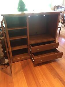 Tv cabinet - great condition! Blackburn Whitehorse Area Preview