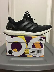 Ultra Boost 2.0 Core Black, VNDS w/box and Receipt