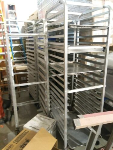 Baking Sheet Aluminum 20 Runner Bun Pan Rack