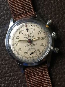 Pierce Cal 134 Chronograph Mens Watch