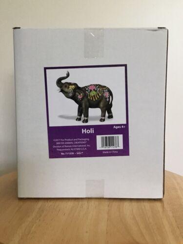 BREYER BREYERFEST #711278 HOLI DECORATOR ELEPHANT - NIB