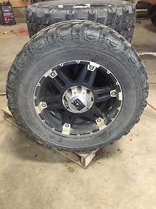 """20"""" rims and tires for sale"""