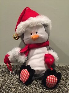 Penguin Animated Singing Toy