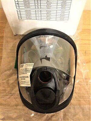 Msa Advantage 4000 Single Port Full Face Gas Mask Air Purifying Respirator M