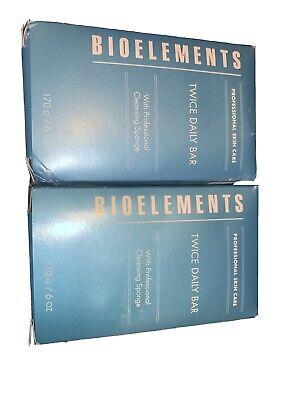 Bioelements Twice Daily Bar