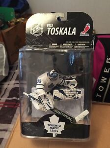 Toronto maple leafs collectible figureine