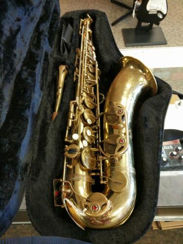 Selmer Mark VI Tenor Saxophone 1969 Lacquered Brass