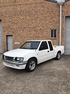 1997 Holden rodeo manual space cab South Windsor Hawkesbury Area Preview