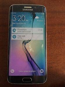 Samsung s6 edge 32 gb functional for sale  Gatineau Ottawa / Gatineau Area image 1