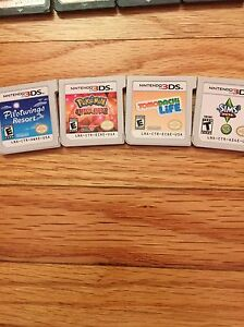 3DS GAMES FOR SALE!!