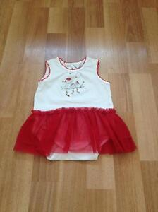 Bebe Christmas Outfit - size 000 Canning Vale Canning Area Preview