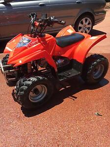 Quad fury 110 Tapping Wanneroo Area Preview