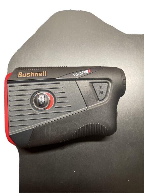 Bushnell Rangefinder Tour v5 shift