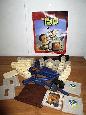 Fisher price TRIO Castle Parts Blocks set