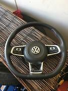 Volkswagen Golf GTI MK7 steering wheel and airbag Forrestdale Armadale Area Preview