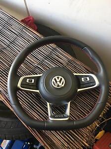 Volkswagen Golf GTI MK7 steering wheel and airbag Forrestdale Armadale Area Preview