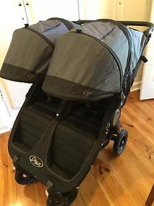 Baby jogger city mini gt double bundle Hynam Naracoorte Area Preview
