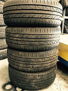 195/45R16 set of 4 Tyres 95 % tread on it. Summer Hill Ashfield Area Preview