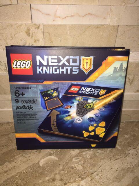 LEGO NEXO KNIGHTS STORAGE CASE SET 5004913
