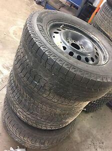 Tires, rims and sensors! Cambridge Kitchener Area image 1