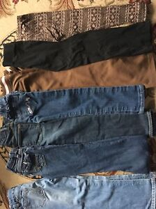 Over 70 girl's clothes size 6 and 7. AVAILABLE