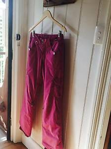 Roxy Womens XS Ski Snowboard Pants Purple (also suit girls 14-16) Camp Hill Brisbane South East Preview