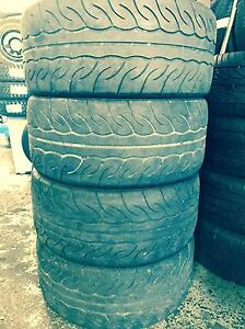 245/45R17 Yokohama cemiclik set of 4 Tyres Summer Hill Ashfield Area Preview