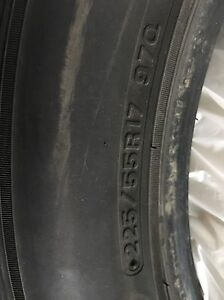 All season tires Kitchener / Waterloo Kitchener Area image 1