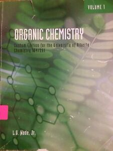 Organic Chemistry 164/261 - Textbook, Solutions & Practice book