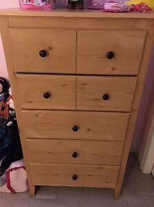 5 drawer dresser - make an offer Windsor Region Ontario image 1