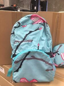 Backpack fold up Eagle Farm Brisbane North East Preview