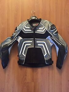 Joe Rocket Supermoto jacket