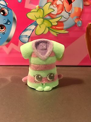 Shopkins Fashion Spree Exclusive Ultra Rare Green Bop Top