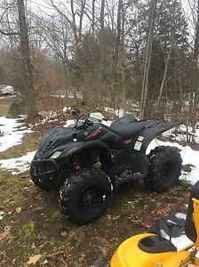 2007 Yamaha Wolverine 450 SE For Trade