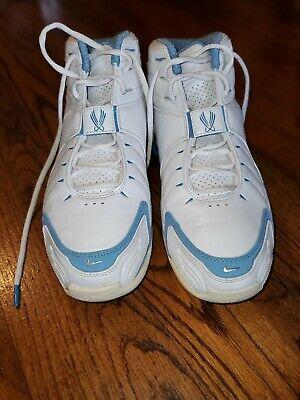 VTG 2005 Nike Shox VC 5 Vince Carter Mens Sz 10.5 US Basketball Shoes 312764-141