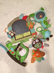 Baby Toy Lot - Skip Hop Toys