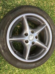 17inch HSV VR Clubsport wheels x 4 Horsley Wollongong Area Preview