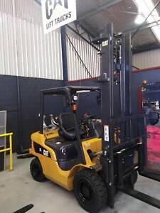 New CAT GP25N Forklift Davenport Bunbury Area Preview