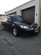 2008 Saab 9-3 Linear Biopower Sportcombi with SUNROOF West Leederville Cambridge Area Preview
